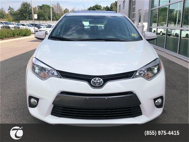 2016 Toyota Corolla LE UPGRADE!! JUST TRADED IN !! (Stk: M181250A) in Mississauga - Image 2 of 16