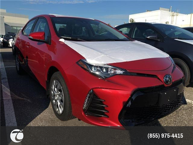 2019 Toyota Corolla SE (Stk: M190042) in Mississauga - Image 3 of 5