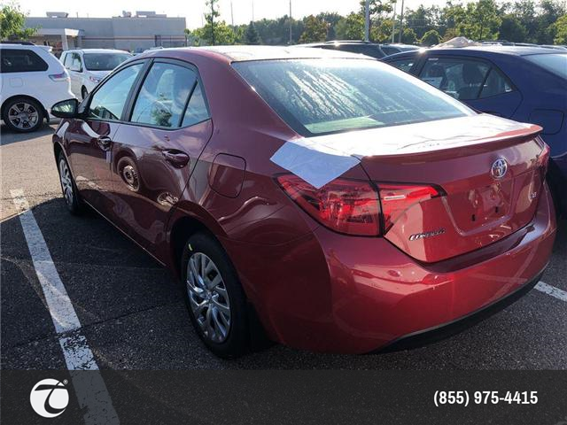 2019 Toyota Corolla SE (Stk: M190042) in Mississauga - Image 5 of 5