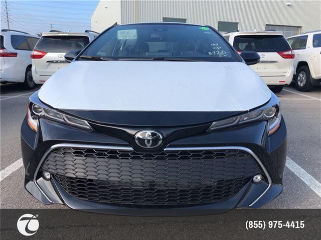 2019 Toyota Corolla Hatchback Base (Stk: M190055) in Mississauga - Image 2 of 5