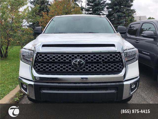 2018 Toyota Tundra SR5 Plus 5.7L V8 (Stk: M180512) in Mississauga - Image 2 of 5