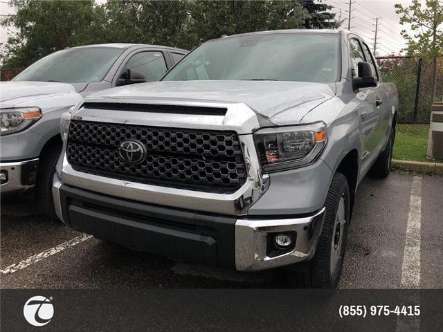 2018 Toyota Tundra SR5 Plus 5.7L V8 (Stk: M180529) in Mississauga - Image 1 of 5