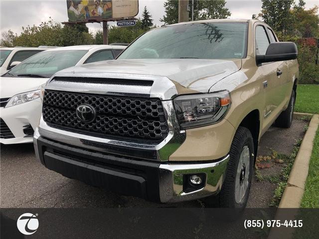 2018 Toyota Tundra SR5 Plus 5.7L V8 (Stk: M180599) in Mississauga - Image 1 of 5