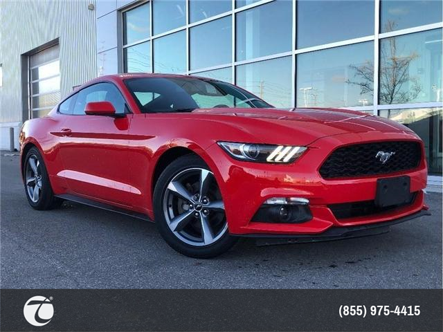 2016 Ford Mustang !!! REDUCED FROM $23, 950 !!! (Stk: 31339A) in Mississauga - Image 1 of 15
