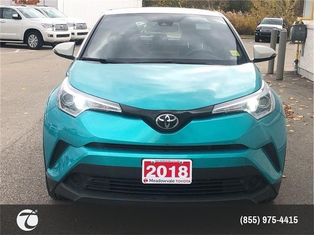2018 Toyota C-HR XLE PREMIUM!! JUST TRADED !! (Stk: M190124A) in Mississauga - Image 2 of 14