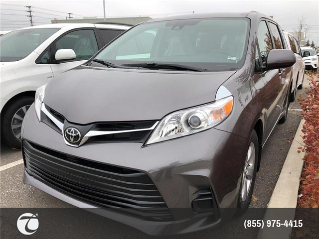 2019 Toyota Sienna LE 8-Passenger (Stk: M190137) in Mississauga - Image 1 of 5