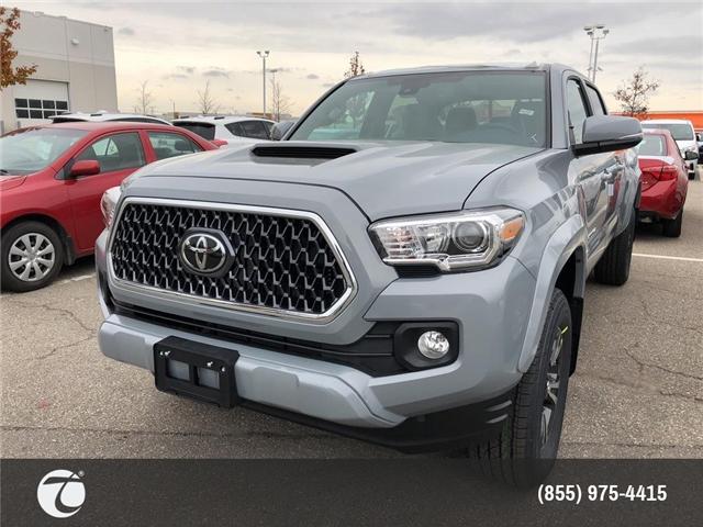 2019 Toyota Tacoma SR5 V6 (Stk: M190157) in Mississauga - Image 1 of 5