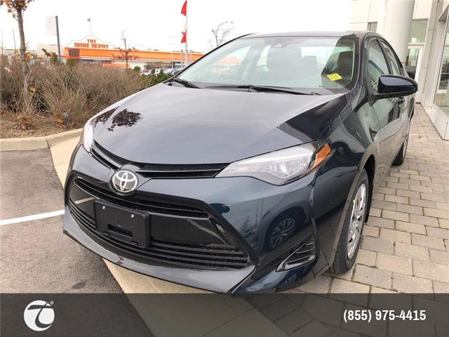 2019 Toyota Corolla LE (Stk: M190156) in Mississauga - Image 1 of 5