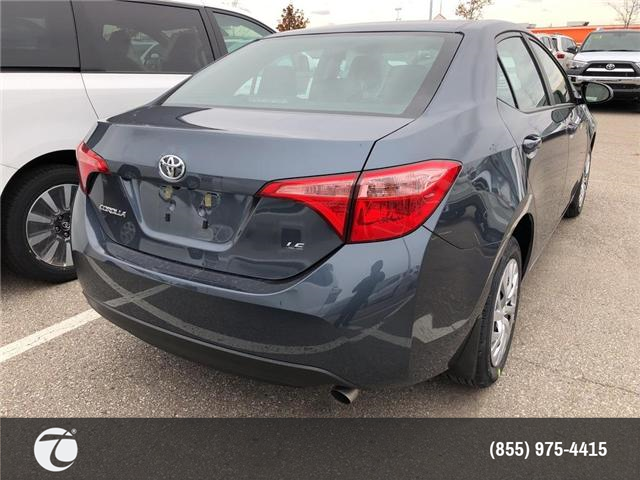 2019 Toyota Corolla LE (Stk: M190162) in Mississauga - Image 4 of 5