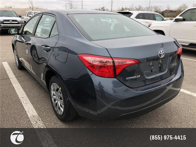 2019 Toyota Corolla LE (Stk: M190162) in Mississauga - Image 5 of 5