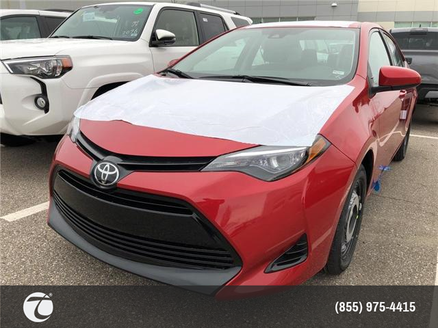 2019 Toyota Corolla LE (Stk: M190161) in Mississauga - Image 1 of 5