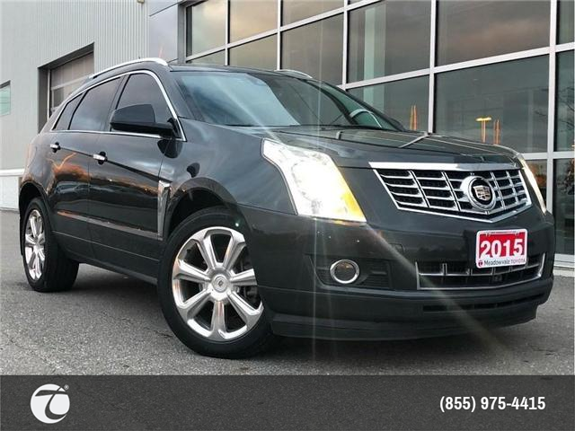 2015 Cadillac SRX Premium AWD !! JUST TRADED IN !! (Stk: M180118A) in Mississauga - Image 1 of 25