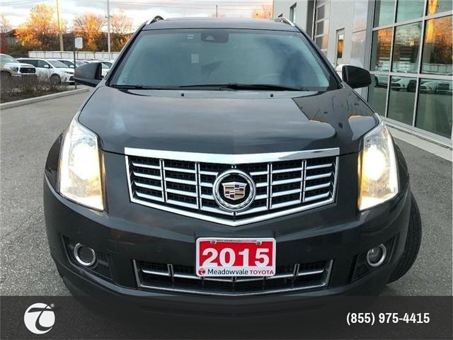 2015 Cadillac SRX Premium AWD !! JUST TRADED IN !! (Stk: M180118A) in Mississauga - Image 2 of 25