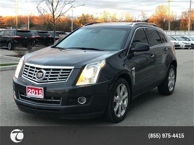 2015 Cadillac SRX Premium AWD !! JUST TRADED IN !! (Stk: M180118A) in Mississauga - Image 3 of 25