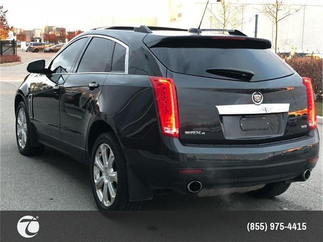 2015 Cadillac SRX Premium AWD !! JUST TRADED IN !! (Stk: M180118A) in Mississauga - Image 4 of 25