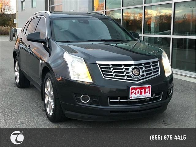 2015 Cadillac SRX Premium AWD !! JUST TRADED IN !! (Stk: M180118A) in Mississauga - Image 7 of 25
