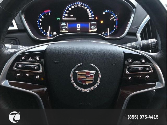 2015 Cadillac SRX Premium AWD !! JUST TRADED IN !! (Stk: M180118A) in Mississauga - Image 13 of 25