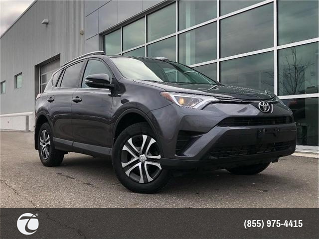 2016 Toyota RAV4 LE AWD!! JUST TRADED IN !! (Stk: M181351A) in Mississauga - Image 1 of 17