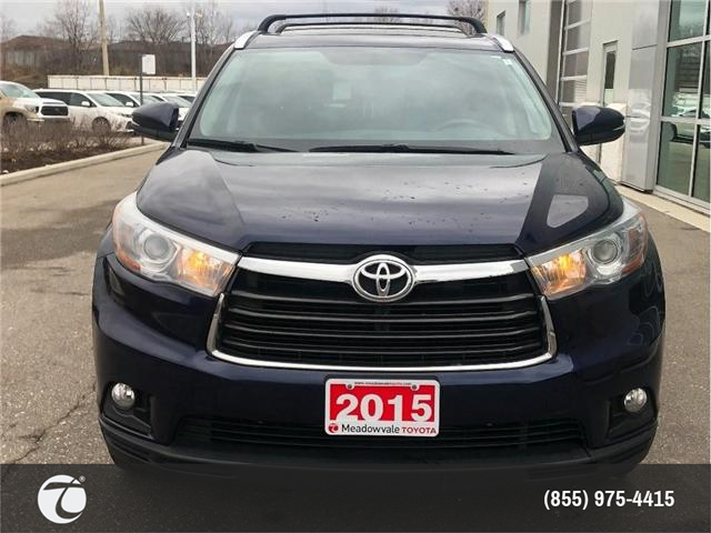 2015 Toyota Highlander Limited!! JUST TRADED IN !! (Stk: M190185A) in Mississauga - Image 2 of 23
