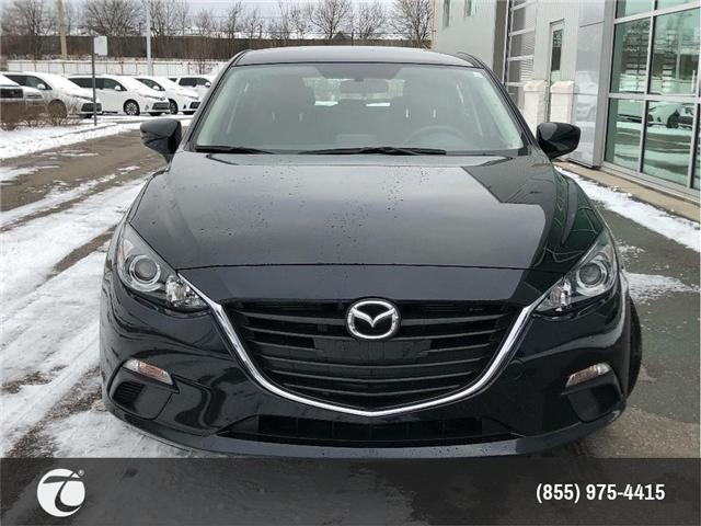 2016 Mazda Mazda3 GX!! JUST TRADED IN !! (Stk: M190201A) in Mississauga - Image 2 of 17