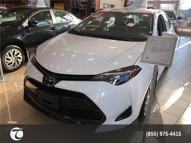 2019 Toyota Corolla LE (Stk: M190199) in Mississauga - Image 1 of 5