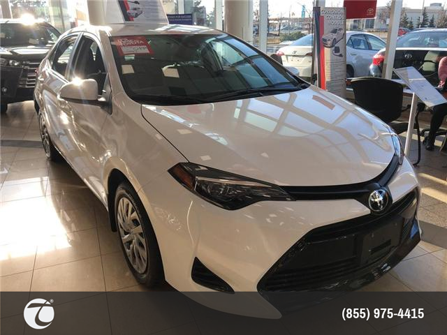 2019 Toyota Corolla LE (Stk: M190199) in Mississauga - Image 2 of 5