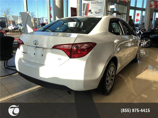 2019 Toyota Corolla LE (Stk: M190199) in Mississauga - Image 3 of 5