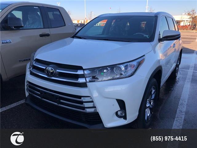 2019 Toyota Highlander Limited (Stk: M190215) in Mississauga - Image 1 of 5