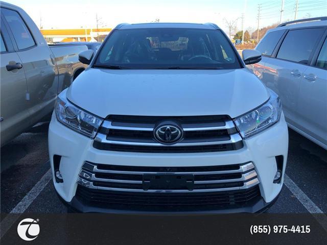 2019 Toyota Highlander Limited (Stk: M190215) in Mississauga - Image 2 of 5