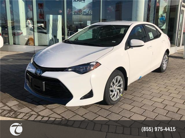 2019 Toyota Corolla LE (Stk: M190217) in Mississauga - Image 1 of 5