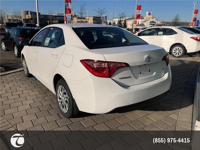 2019 Toyota Corolla LE (Stk: M190217) in Mississauga - Image 4 of 5