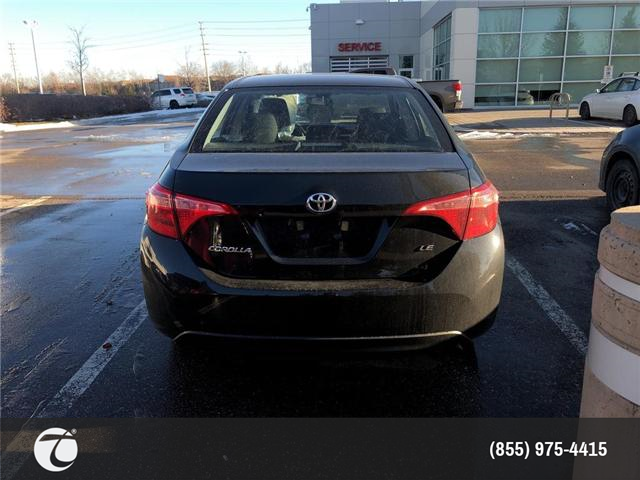 2019 Toyota Corolla LE (Stk: M190230) in Mississauga - Image 4 of 5