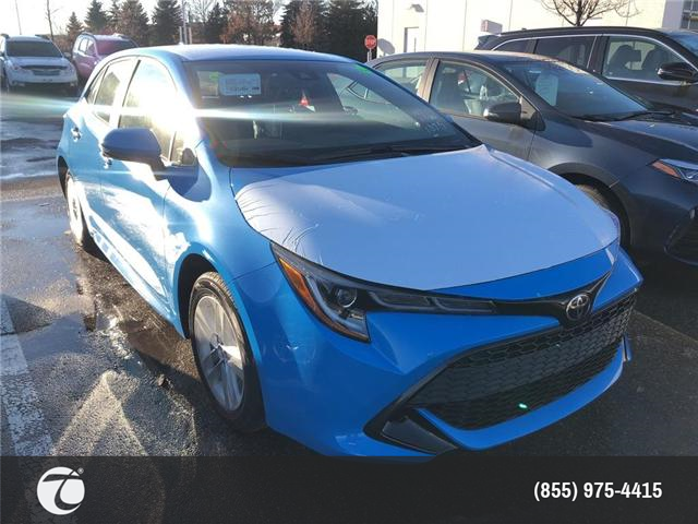 2019 Toyota Corolla Hatchback Base (Stk: M190239) in Mississauga - Image 2 of 5