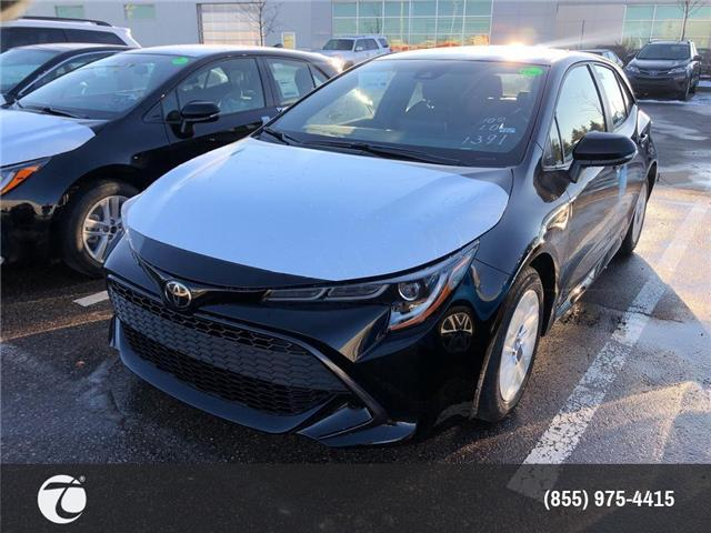 2019 Toyota Corolla Hatchback Base (Stk: M190241) in Mississauga - Image 1 of 5
