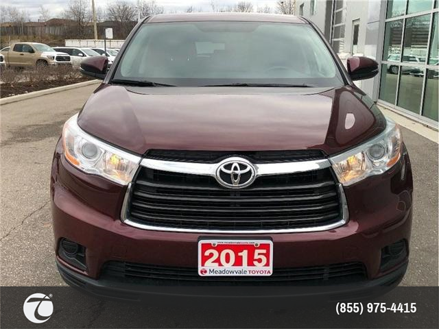 2015 Toyota Highlander LE AWD!! JUST TRADED !! (Stk: 31387) in Mississauga - Image 2 of 18