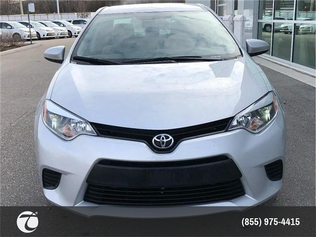 2015 Toyota Corolla CE!! JUST TRADED IN !! (Stk: 31386) in Mississauga - Image 2 of 15