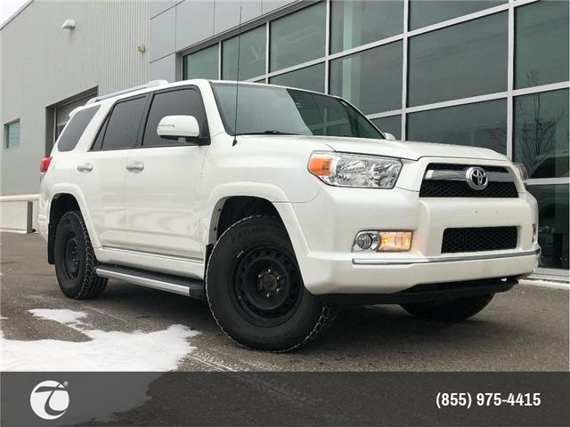 2013 Toyota 4Runner SR5!! JUST TRADED IN !! (Stk: M190192A) in Mississauga - Image 1 of 16