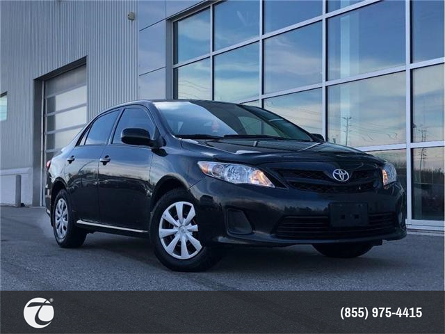 2012 Toyota Corolla LE!! JUST TRADED !! (Stk: M180154A) in Mississauga - Image 1 of 15