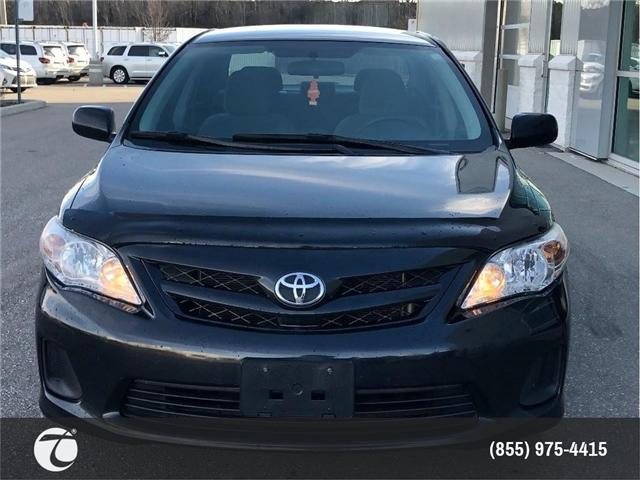 2012 Toyota Corolla LE!! JUST TRADED !! (Stk: M180154A) in Mississauga - Image 2 of 15
