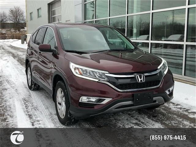 2016 Honda CR-V SE!! JUST TRADED IN !! (Stk: M190260A) in Mississauga - Image 7 of 16