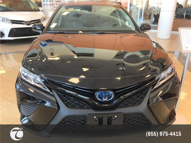 2019 Toyota Camry Hybrid SE (Stk: M190249) in Mississauga - Image 2 of 5