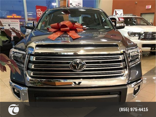 2019 Toyota Tundra Limited 5.7L V8 (Stk: M190060) in Mississauga - Image 2 of 15