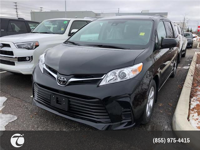 2019 Toyota Sienna LE 8-Passenger (Stk: M190221) in Mississauga - Image 1 of 5