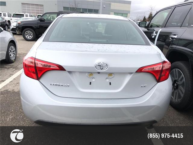 2019 Toyota Corolla LE (Stk: M190272) in Mississauga - Image 5 of 5