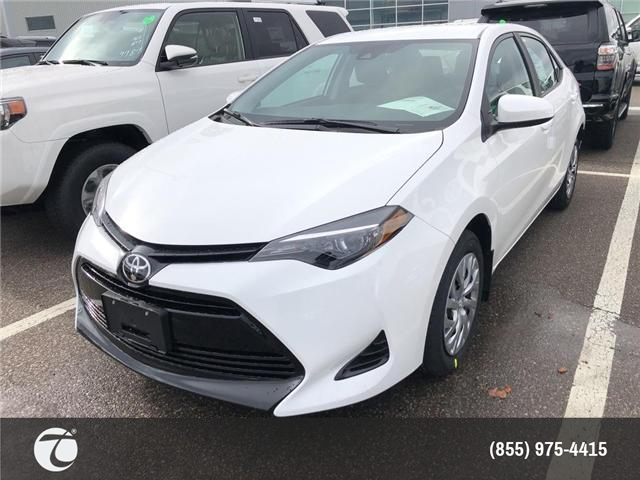 2019 Toyota Corolla LE (Stk: M190277) in Mississauga - Image 1 of 5