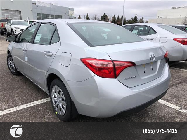 2019 Toyota Corolla LE (Stk: M190299) in Mississauga - Image 4 of 5