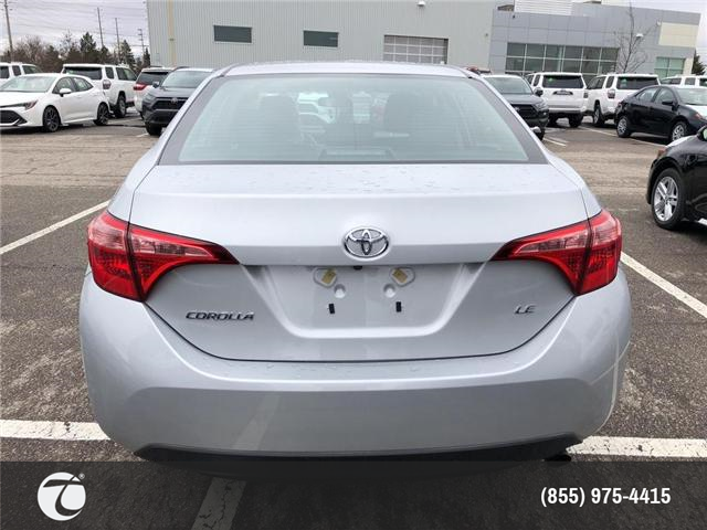 2019 Toyota Corolla LE (Stk: M190301) in Mississauga - Image 5 of 5