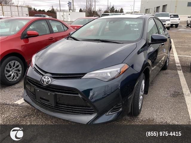 2019 Toyota Corolla LE (Stk: M190349) in Mississauga - Image 1 of 5