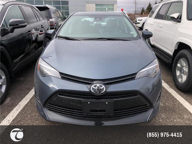 2019 Toyota Corolla LE (Stk: M190381) in Mississauga - Image 2 of 5