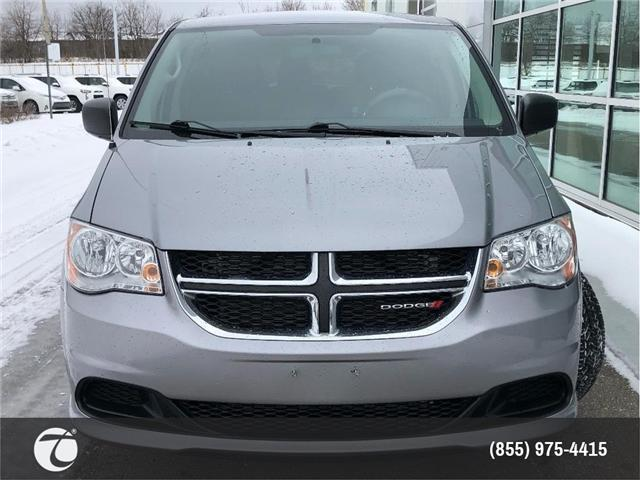2015 Dodge Grand Caravan CVP!! JUST TRADED IN !! (Stk: M190208A) in Mississauga - Image 2 of 13